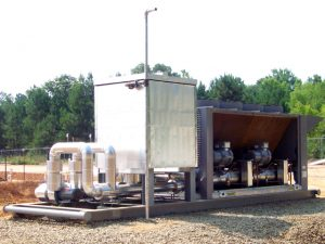 150 ton Chilled Water Unit